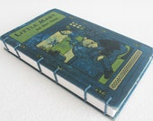 Old Book Journal / Recycled Book / Little Mary Rebound Journal by PrairiePeasant