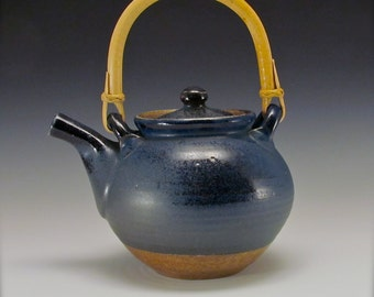 Wood-fired Teapot