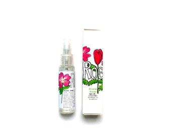 Beach Rose Floral Toner + Body Mist
