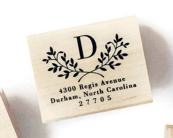 Return Address Stamp Style #2