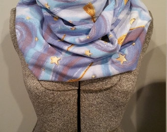 Quidditch Harry Potter Infinity Scarf