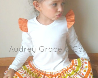 Girls Fall Long Sleeve Dress, Toddler Thanksgiving Outfit, Baby Autumn Dress, Girls Boutique Fall Outfit, Pumpkin Patch Outfit, Knit  Dress