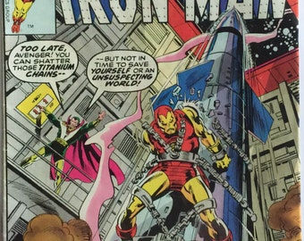 1977 IRON-MAN Issue 99 Comic Book in NM Condition
