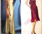 vogue american designer pattern 2881 ~ tom and linda platt dress ~ (2005) ~ UNCUT