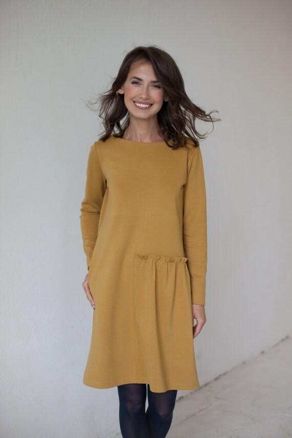 Yellow dress   Audrey Hepburn dress   Movie dress   LeMuse yellow dress