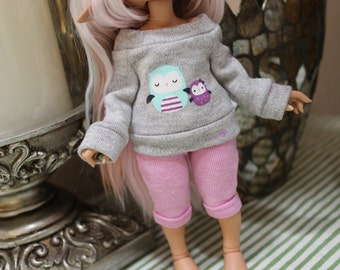 RealFee Owl Sweater and Pants
