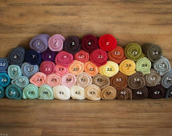 Newborn Wrap, Many Colors, Stretch Knit Wraps, Stretchy Wraps, Neutral, Pinks, Blue, Newborn Props, Cocoon Wraps, Baby Photo Prop