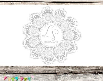 FULLY CUSTOMISABLE - Premade Logo - L&S Photography - Photography - Design - Branding - Etsy Logo - Watermark