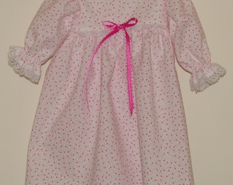 18 Inch Doll Clothes, Doll Gown, American Girl Doll Clothes, AG Doll Clothes
