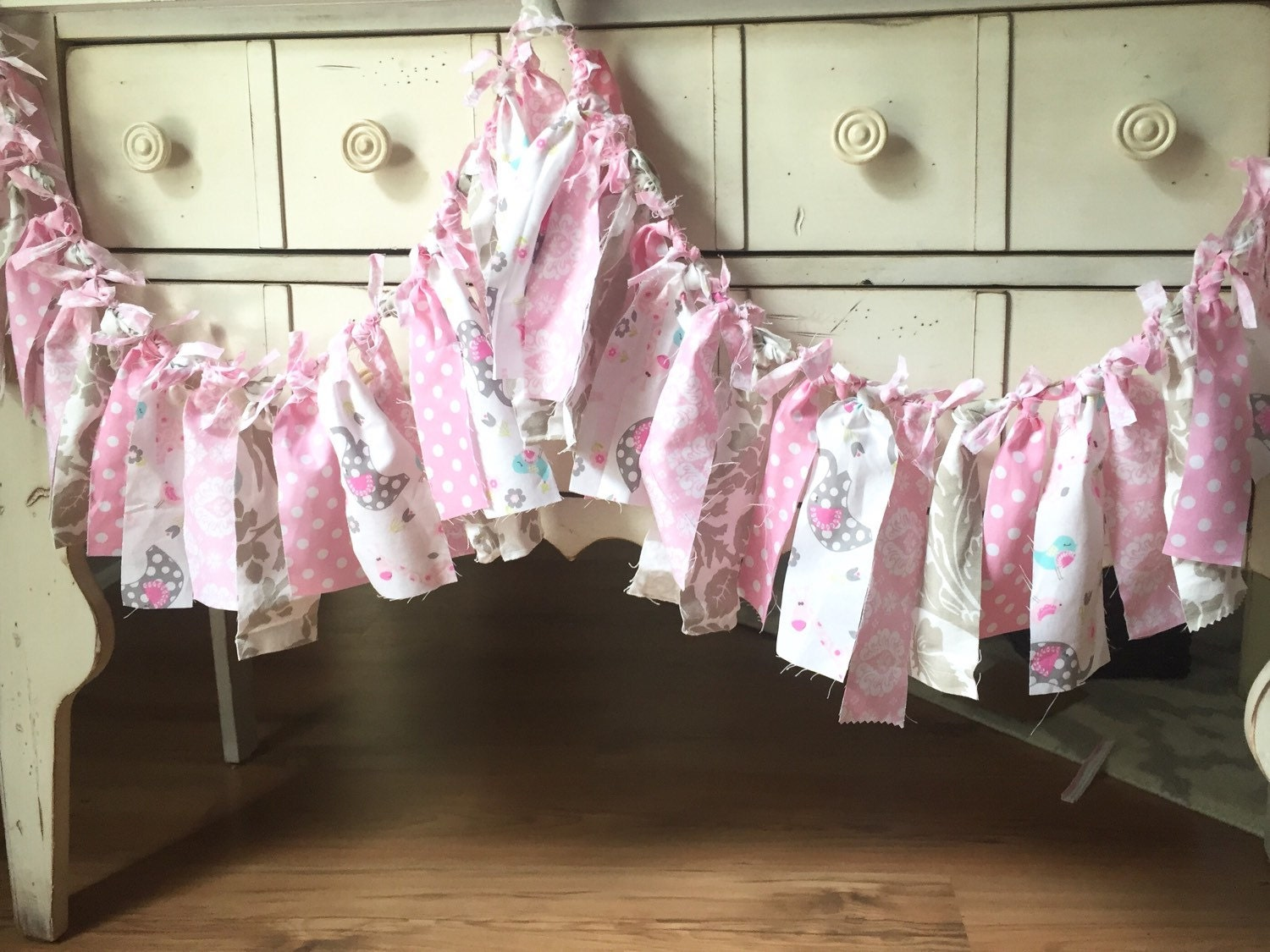 pink elephant baby shower pink and gray by prettyboutiqueparty
