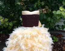 Costume, pageant dress, pageant wear, handmade, lion dress, feather dress, lion tutu, feather tutu, girls tutu, girls dress, photo prop