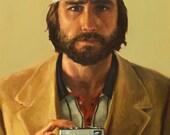 Richie Tenenbaum II, 8x11 or 13x19in PRINT