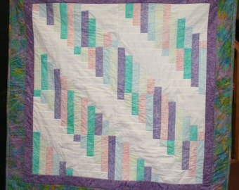 My Favorite Quilt baby crib and lap quilt
