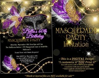 masquerade party invitation mardi gras party party, invitation samples