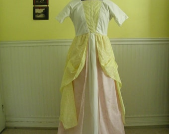 CLEARANCE Edwardian Tea Dress, S-M