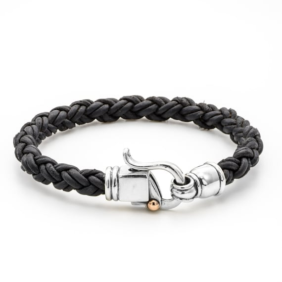 Men's Leather Braided Bracelets: Novica, in association with National Geographic, invites you to explore our collection of leather braided bracelets for men at incredible prices handcrafted by talented artisans worldwide.