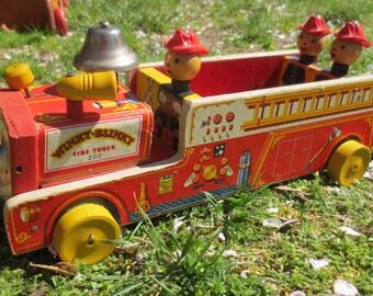 Winky Blinky Fire Truck #200
