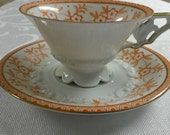 Sellmann Weiden Tea Cup and Saucer  circa 1954 to the present-  504