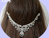 Hair Chain Head Chain Hair Jewelry Head Jewelry Headpiece Head Jewelry Chain Bridal Hair Chain Wedding Head Chain - OL