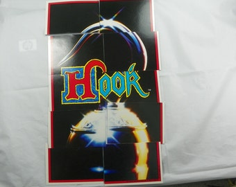 Vintage 1991 Hook Tri-Star Pictures, Inc. Topps Trading Cards