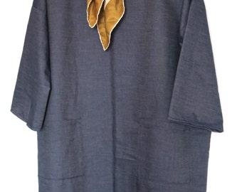 REDUCED - Ladies Chambray Tunic/Dress