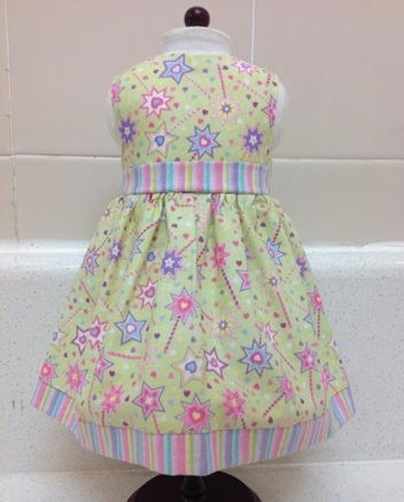 Magic Wand Dress American Made 18 Inch Doll Clothes