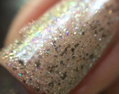 New! Happily Ever After ~ Fairytale Flakie Collection Disney Princess inspired Indie Nail Polish by MDJ Creations