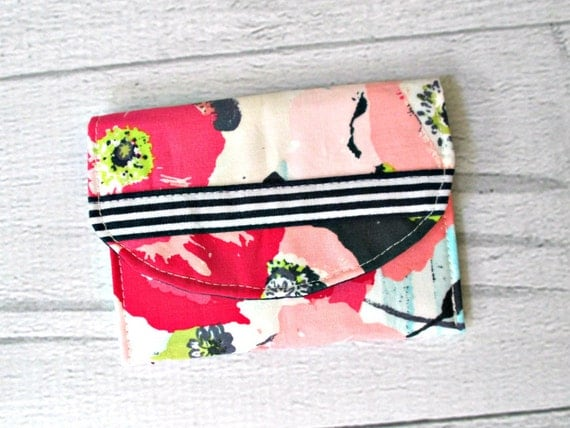 Memory Card Wallet. Gift for Photographers. Camera Accessory. Memory Card Holder. Memory Card Case. Fabric Card Case. Business Card Case.