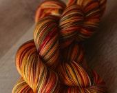 "Sock yarn - 80/20 SW Merino/Nylon - Autocorrect - ""Is Generic Mustard Okay, Or Do You Need Grey Poison?"""