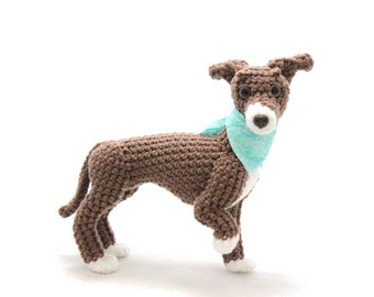Italian Greyhound Doll