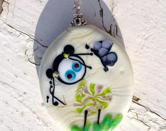 Remembering Summer Focal Pendants