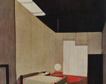 MODERN BAUFORMEN Complete Year 1930 | Bauhaus period architecture & interiors