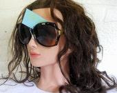 Oversize Sunglasses Big Sunglasses Large Sunglasses Women Sunglasses 80s Sunglasses Hipster Sunglasses Sun Glasses Retro Sunglasses 1980s