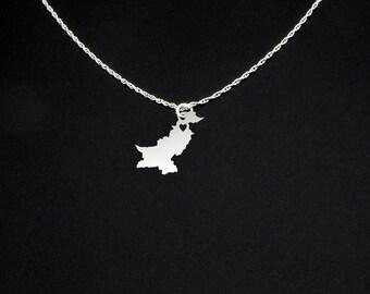 Pakistan Necklace - Pakistan Jewelry - Pakistan Gift