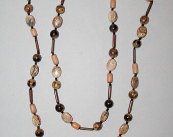 Nature Necklace 100cm Product no.: 827-02-05
