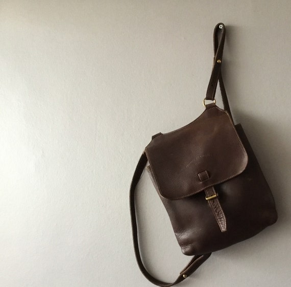 Milk Chocolate Brown saddle leather Charles et Charlus FRANCE