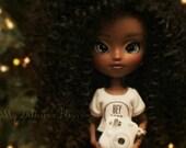 RESERVED 2nd Installment. Tyler, Beautiful Brown Pullip Art Doll