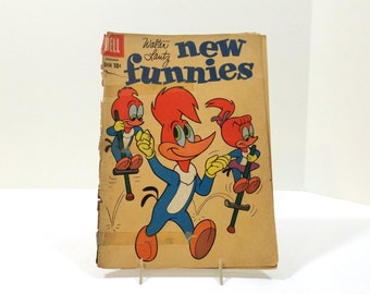 DELL Walter Lantz New Funnies Comics Vol. 1 No. 274 December 1959