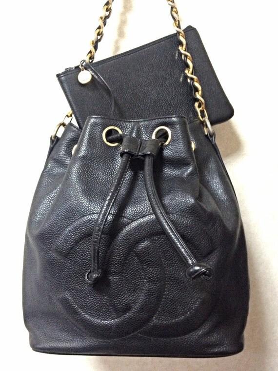 3ef5fb04afce Chanel Hobo Handbag A57966 Black   Stanford Center for Opportunity ...