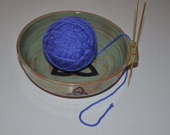 Trinity Knot Yarn Bowl