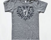 Dr. F Emblem T Shirt - Vintage Fashion - Graphic Tees for Men & Women
