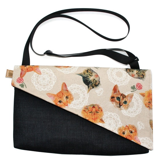 Cats, Messenger bag, cross body bag