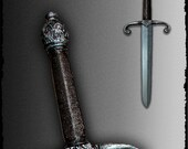 High quality TUDOR dagger for live action role playing(LARP).