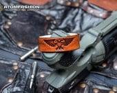 Imperium 2.0 leather wristband