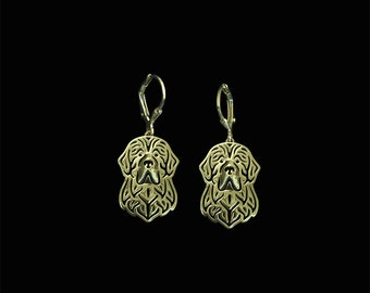 Newfoundland earrings - Gold