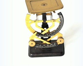bronze scale for mail- tool for shipping