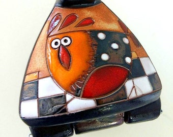 Jewelry Box, Pottery jewelry box, Ceramics and pottery, Ring box, Jewelry holder, Earrings box, Treasury box, Sugar pot, Chicken box, Keybox
