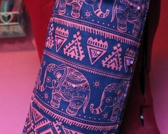 Elephant yoga mat bag