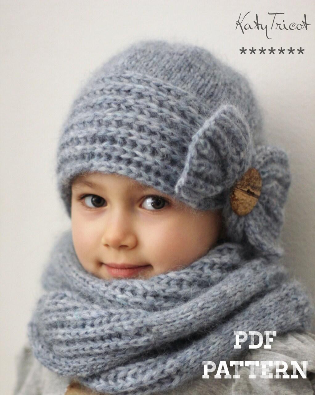 patron de tricot coquette tailles enfant et adulte. Black Bedroom Furniture Sets. Home Design Ideas