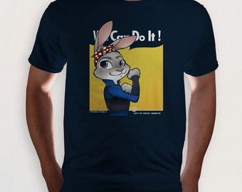First Bunny Officer (Zootopia t-shirt)